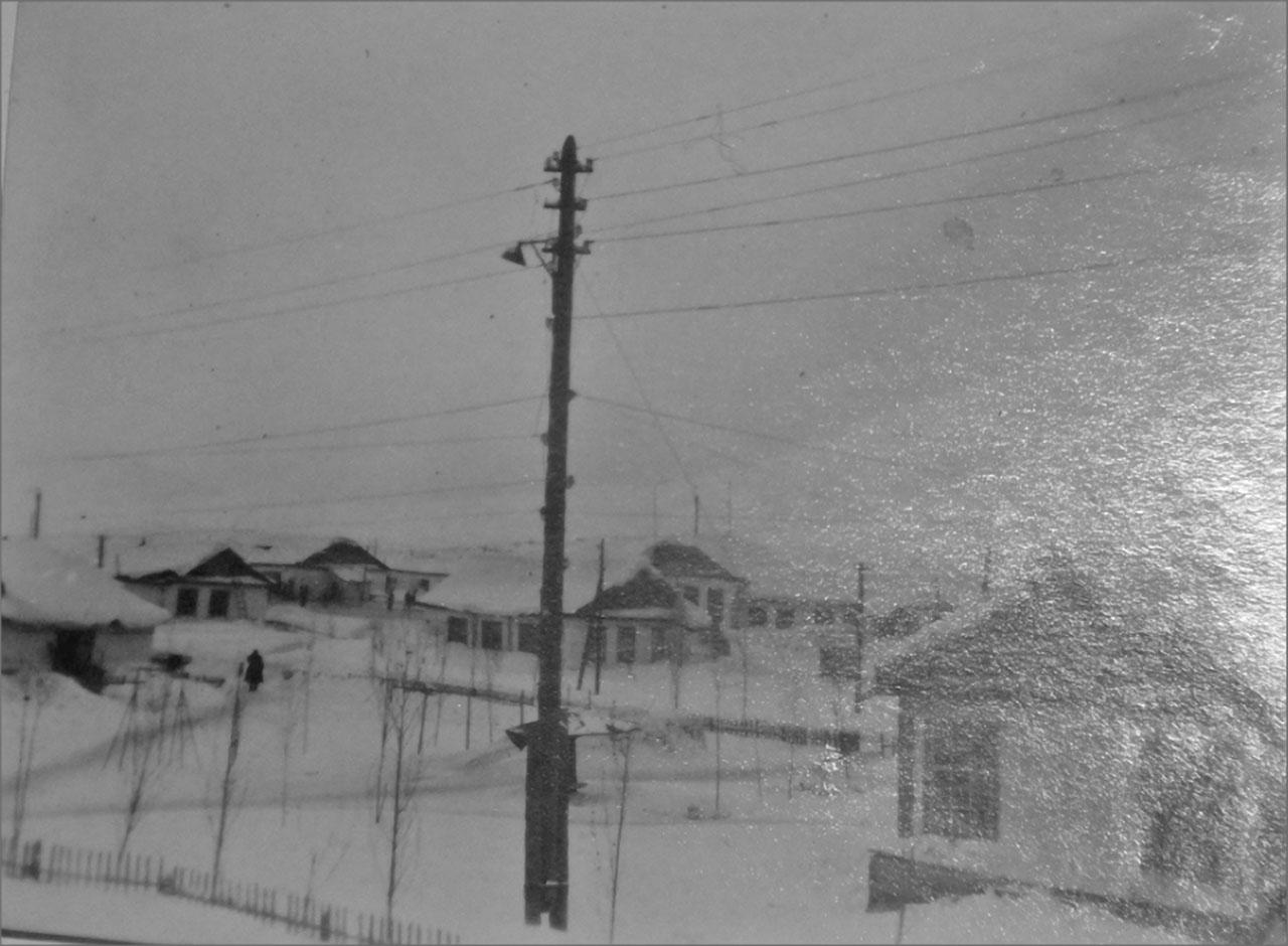 Оротукан зимний. 1942 год