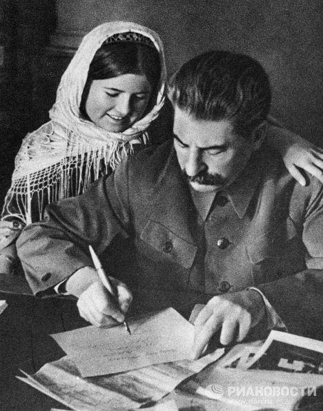 Мамлакат и Сталин