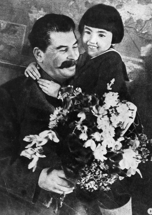Геля, Мамлакат и Сталин