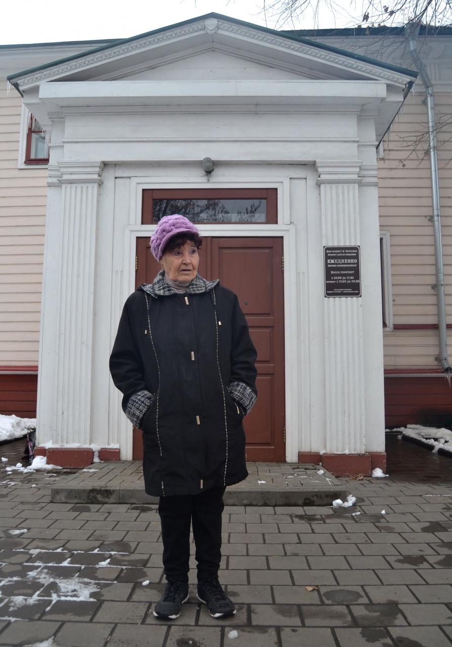 Тамбовский детский дом №6