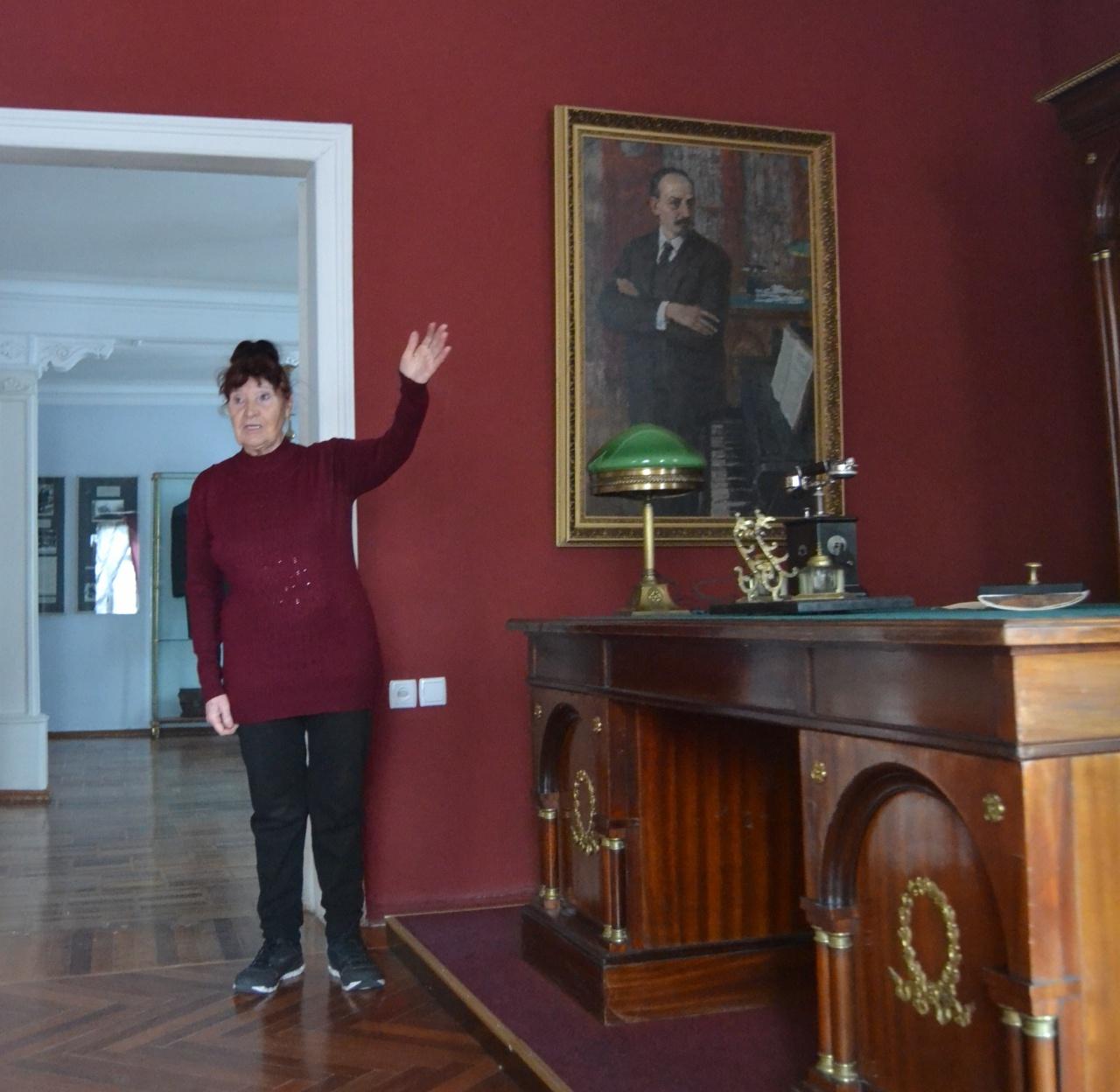 Дом - музей Чичериных. Тамбов