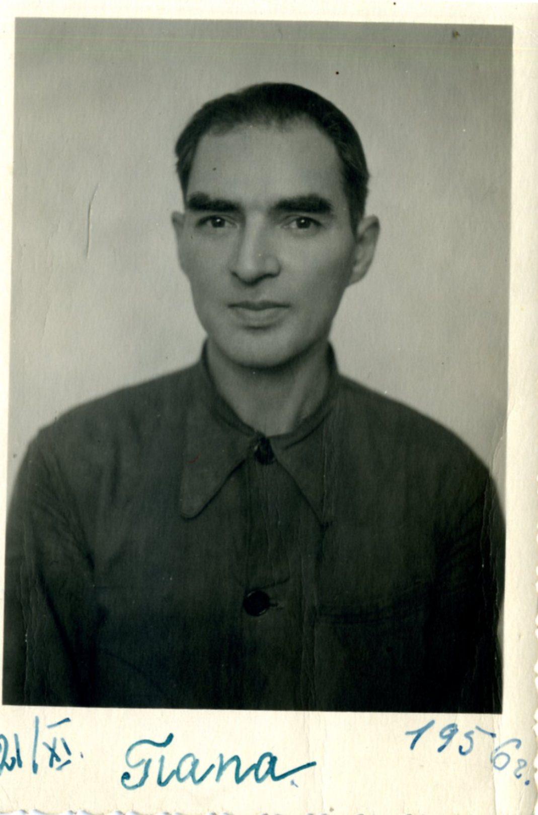 Весточка родным из исправительно-трудового лагеря, 1956 г.