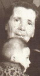 Ида Григорьевна с внуком Шуриком