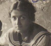 Моя мама Изабелла (в девичестве Пригова).