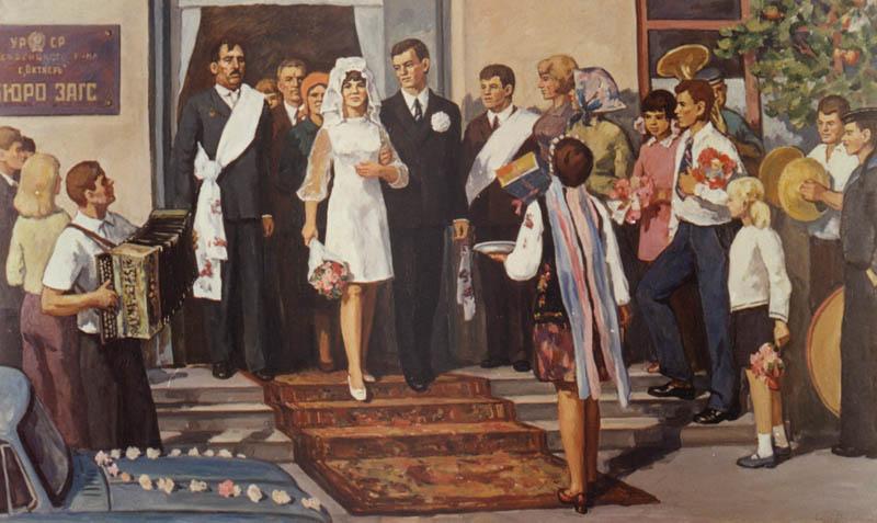 Интернациональная любовь: в СССР запретили браки между советскими гражданами и иностранцами