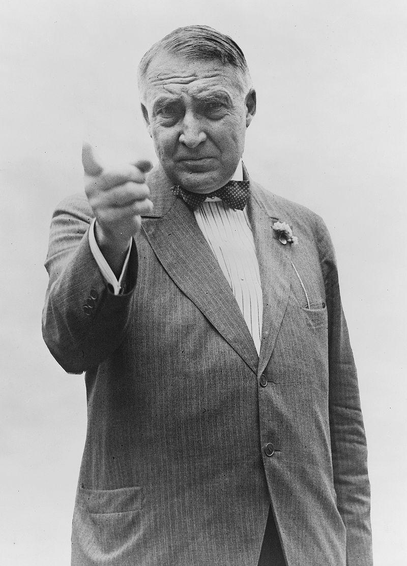 Уо́ррен Гамалиел Га́рдинг (англ. Warren Gamaliel Harding, 2 ноября 1865, Морроу, Огайо — 2 августа 1923, Сан-Франциско, Калифорния) — двадцать девятый Президент США с 1921 по 1923 год, от Республиканской партии.