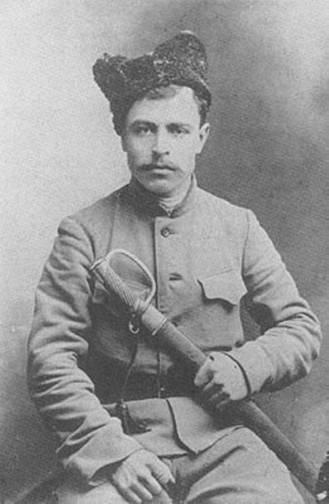 Саенко Степан Афанасьевич, комендант концлагеря в Харькове.