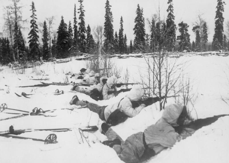 СОВЕТСКО-ФИНСКАЯ ВОЙНА (1939-1940 годы)