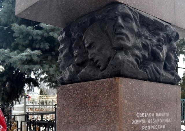 Непогребённые: по местам массовых расстрелов и захоронений в Тамбове