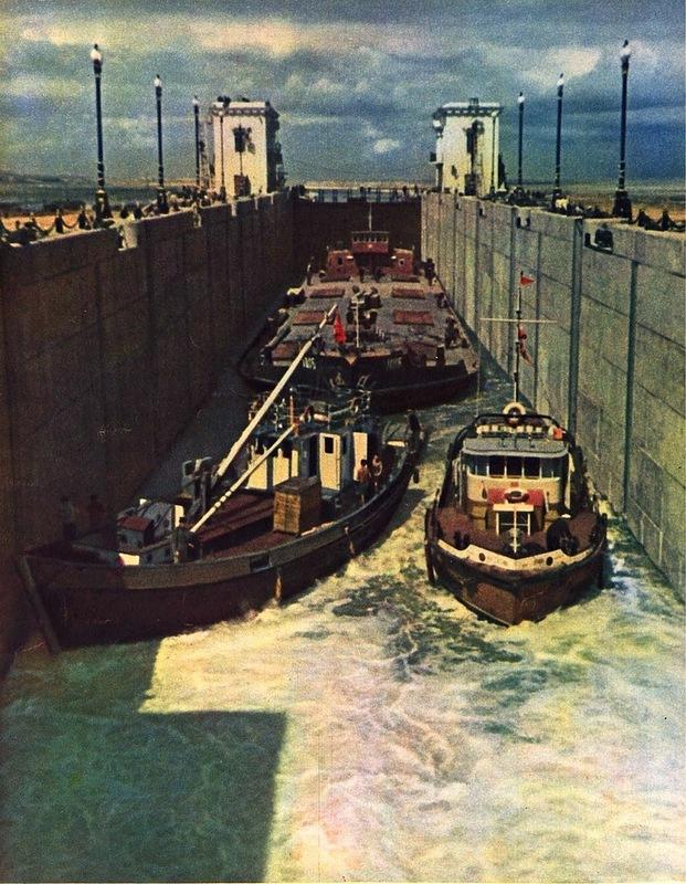 Волго-Донской канал — канал, соединяющий реки Волгу и Дон в месте их максимального сближения на волгодонском перешейке. Звено единой глубоководной транспортной системы европейской части России.