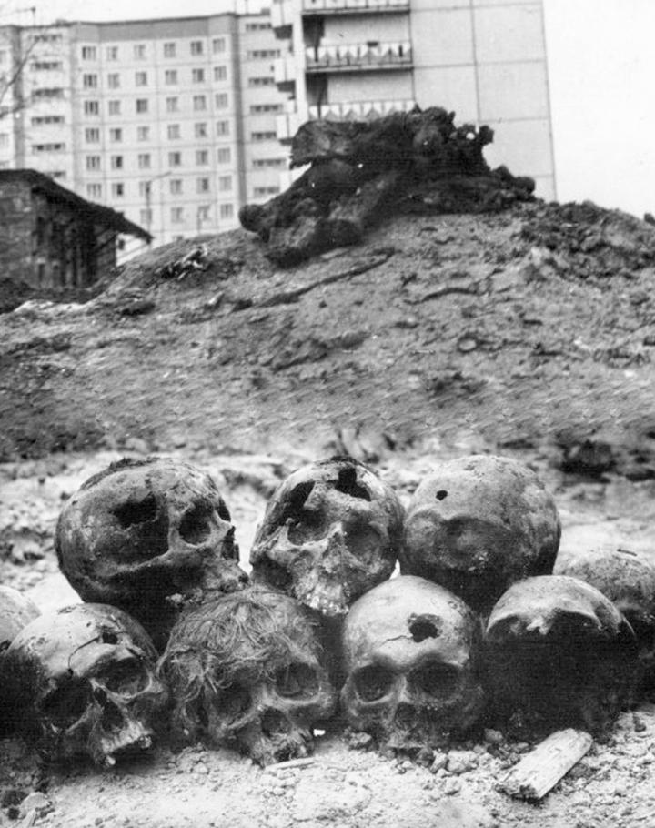 Страшная находка в центре Архангельска